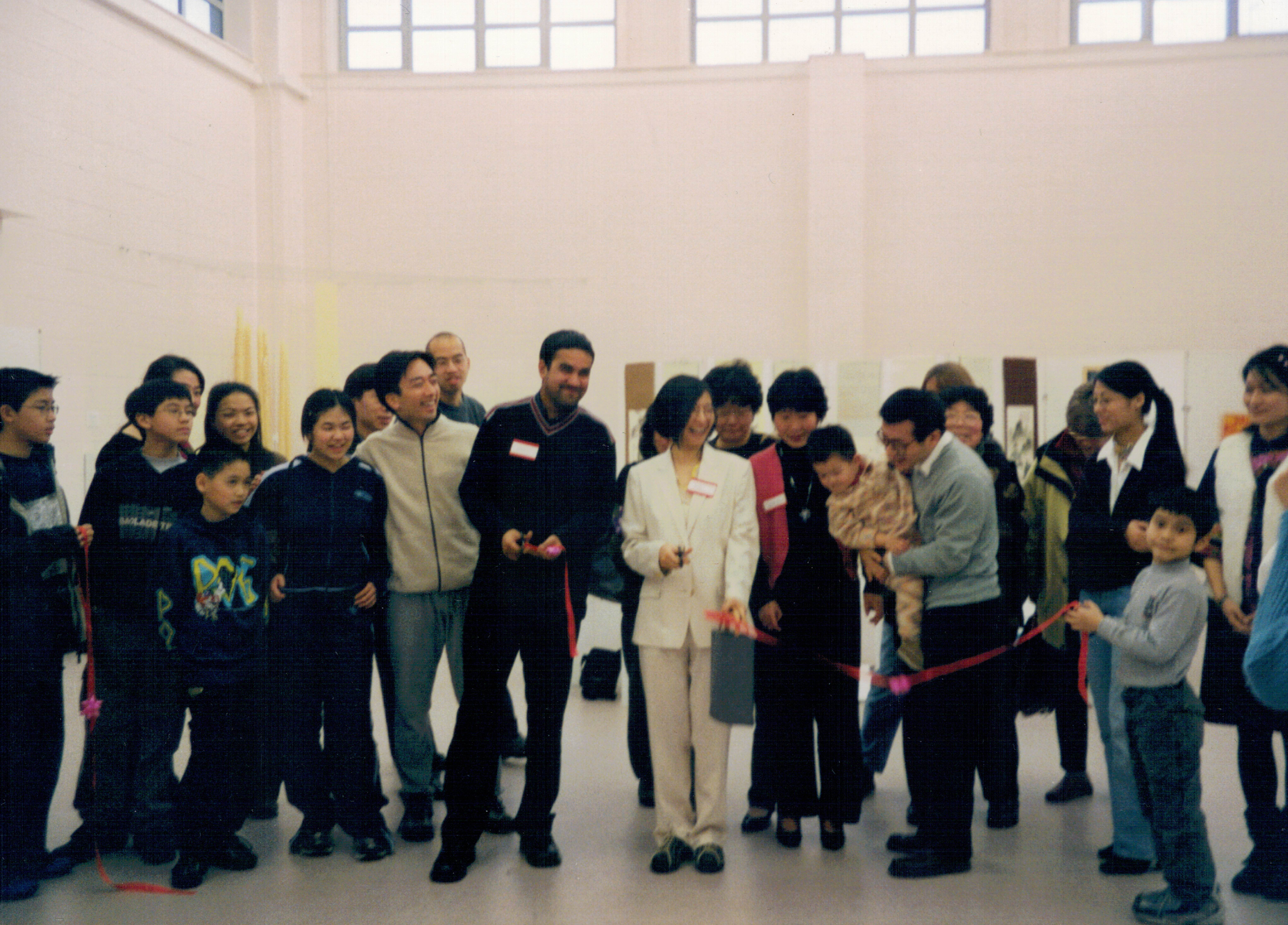 Copy of 2002 - 34 Culture Day - Exhibition Opening