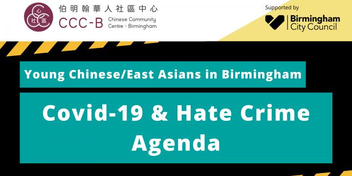 Covid-19 & Hate Crime Agenda